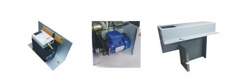 El arrancador de retroceso KATSU Tools se adapta a la manipulaci/ón del compactador de placas con el motor Honda GX100